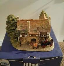 lilliput the george inn in collectables decorative ornaments