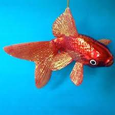 goldfish ornaments goldfish and ornament