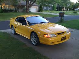 95 mustang gt yellow 95 mustang gt pictures yellow 95 mustang gt photos
