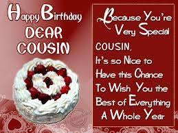 Happy Birthday Wishes For A Cousin Happy Birthday Wishes For Cousin Brothers Birthday Wishes Zone