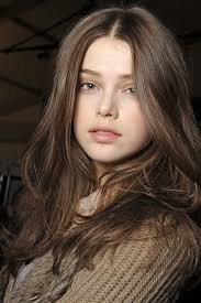 Hair Color Light Brown Chocolate Brown Hair With Chunky Blonde Style For All Seasons