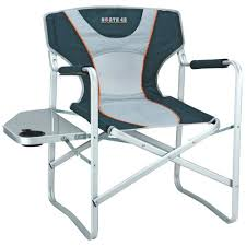 Folding Directors Chair With Side Table Costco Camping Chairs With Side Table Sports Director Chair Pocket