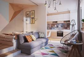 Small Apartments Interior Deluxe Interior Modern Apartment Design - Small apartments interior design