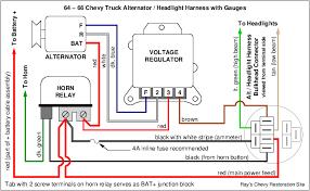 voltage regulator wiring diagram external voltage regulator