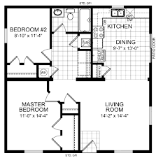 guest house 30 x 25 plans the tundra 920 square feet stuning 20 40