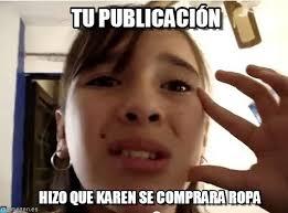 Karen Meme - karen meme bigking keywords and pictures