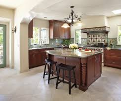 kitchen service area design