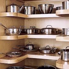 kitchen pan storage ideas kitchen storage cabinets for pots and pans 15 creative