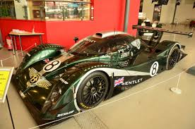 File Bentley Speed 8 At Coventry Motor Museum Jpg Wikimedia Commons