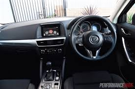 mazda interior cx5 2015 mazda cx 5 maxx sport 2 5l review video performancedrive