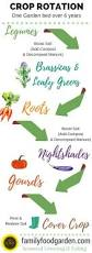 how to practice good crop rotation crop rotation gardens and