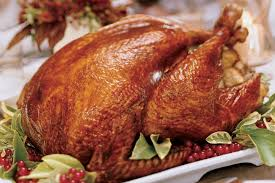 cider brined and glazed turkey recipe epicurious