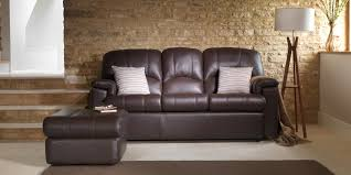 washington chocolate reclining sofa leather and fabric sofa collection from g plan g plan