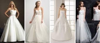 plus size tea length wedding dresses