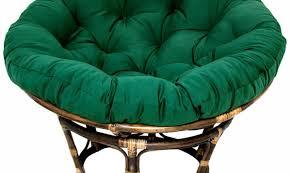 Chair Cushions Cheap Furniture Papasan Chair Cushion Cheap In Green For Home Furniture