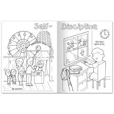 product details character ed coloring book coloring books