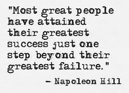 Quote About 30 Quotes On Failure That Will Lead You To Success