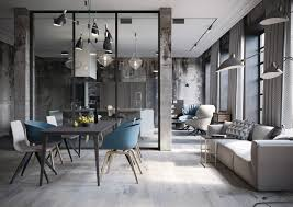industrial style design in this amazing loft recreation