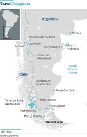 how long would it take to travel 40 light years guide to patagonia what to do how to do it and where to stay