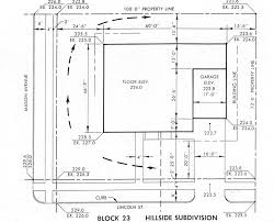 wednesday arch plot plan example house floor house plans 84026
