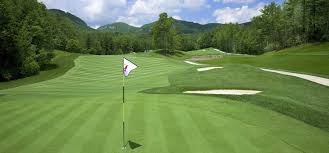 cashiers golfing lake toxaway country club