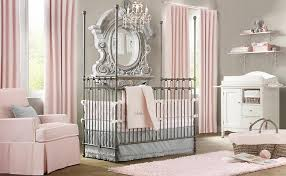 Pink And Gray Nursery Decor Baby Room Ideas Pink And Gray Two Ways For Composing The