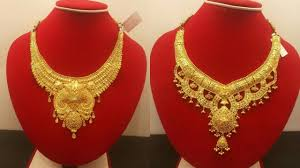 gold sets design exclusive 24ct gold necklace sets designs