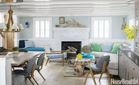 Massachusetts Beach House Frank Roop - House beautiful dining rooms