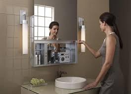 Modern Bathroom Medicine Cabinet Modern Bathroom Medicine Cabinets Uplift By Robern Digsdigs