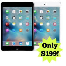 Walmart Cyber Monday Deal Back in Stock Apple iPad Mini 2 only $199