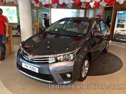 indian toyota cars toyota india has no plans for sub liva small car