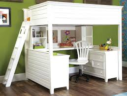 Bunk Bed With Desk And Stairs Loft With Desk Bethebridge Co