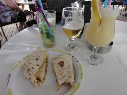 cuisine et voyage gozleme et pina colada picture of voyage belek golf spa belek
