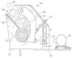 patent us7448564 portable apparatus for crushing rock and other