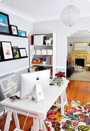 Beautiful Small Home Office Design Ideas On Budget Home Interior - Home office designs on a budget