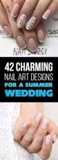 42 charming nail art designs for a summer wedding style skinner