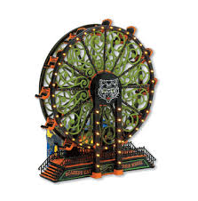 department 56 snow department 56 snow scaredy cat ferris wheel