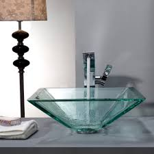 bath u0026 shower surprising old ages of square vessel sink with