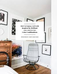 How To Design A Gallery Wall by Curate A Gallery Wall In Your Home Part One Wit U0026 Delight