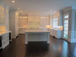 Wainscoting Kitchen Backsplash Traditional Kitchen With Wainscoting U0026 Subway Tile In New Canaan