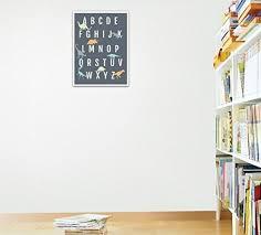 Dinosaur Nursery Decor Dinosaur Alphabet Wall Print Nursery Decor Abc Poster