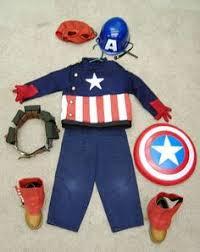 Captain America Halloween Costume Kids 24 Diy Halloween Costumes Kids Captain America
