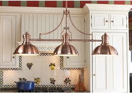 Copper Kitchen Light Fixtures Guest Picks Dashing Lighting For The Kitchen Island