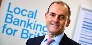 the man at the helm of tsb and his secret to banking success