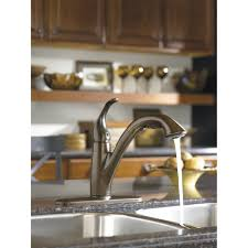 Moen Camerist Kitchen Faucet Moen 7545c Camerist Chrome Pullout Spray Kitchen Faucets