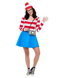 where s waldo costume wheres waldo sweater