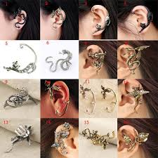 earring styles 2017 new 22 different styles earring alloy clip ear cuff stud
