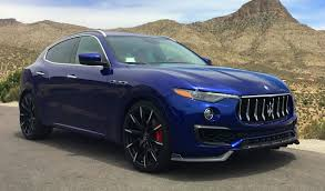 suv maserati carbon fiber coming to the maserati levante from larte design