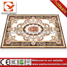 Floor Rug Tiles 1600x2400mm Outdoor Polished Porcelaln Floor Carpet Tiles For Sale
