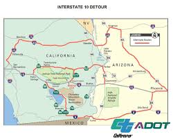 Route 95 Map by Road Trip Headache What Routes To Take Until Interstate 10